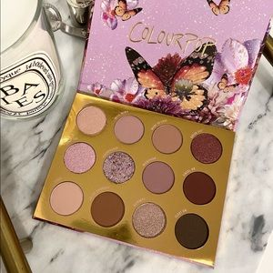 Colourpop Flutter By Eyeshadow Palette